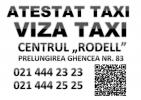 Atestate ARR (TAXI, Transport Persoane)