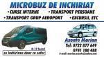 ***Aeroport sau in orice zona a Romaniei Efectuez Transport