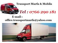 Transport marfa & mobila