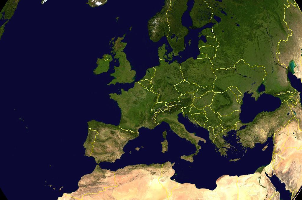 Index Of Images Stories Harta Europei